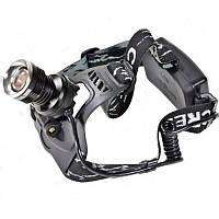 Налобный фонарь  Police T621-T6