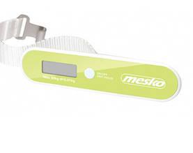 Ваги багажні кантер Mesko MS 8147G Green