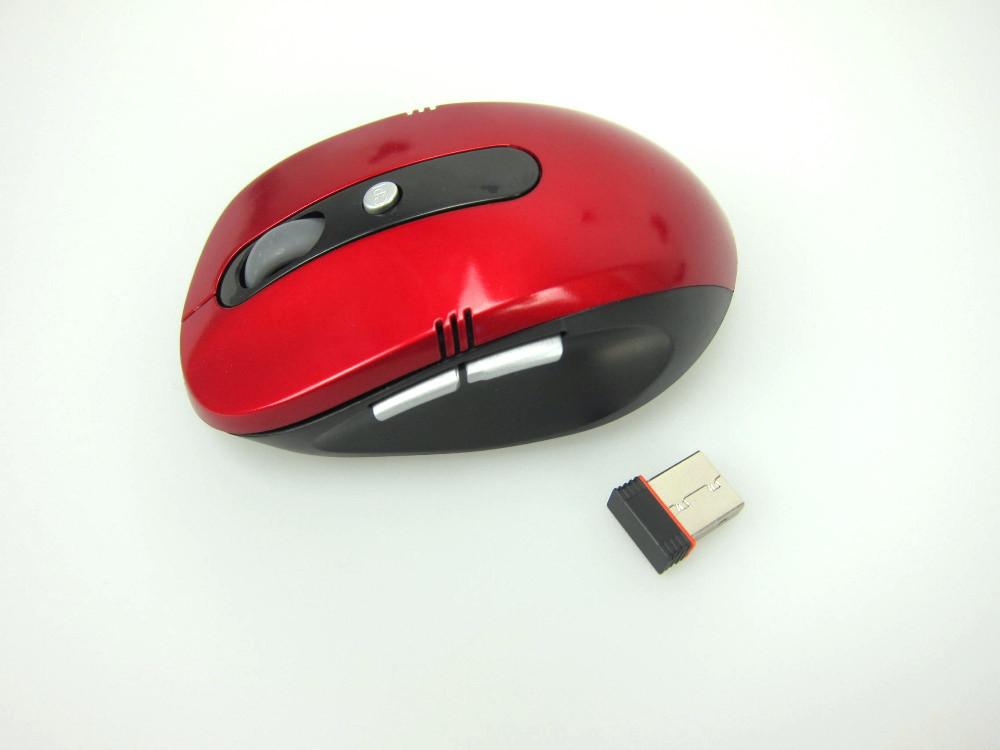 Беспроводная Оптическая Мышка Мышь G 108 Red — в Категории ...