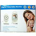 Відеоняня Smart Baby VB 601 з екраном 2 дюйма, фото 9