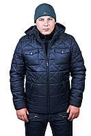 Мужская зимняя куртка, мужская одежда