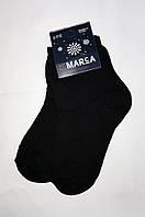 Носки мужские махровые черные размер 40-45 MARCA 31701-5, фото 1