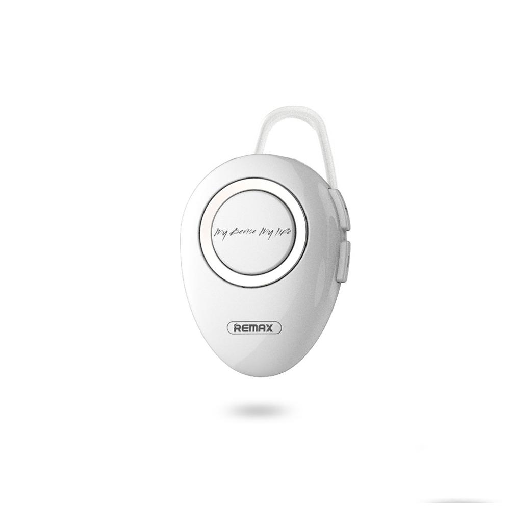 Bluetooth гарнитура Remax RB-T22-White