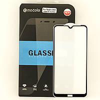 Защитное стекло Mocolo 5D Full Glue для Xiaomi Redmi 8A полноэкранное черное, фото 1