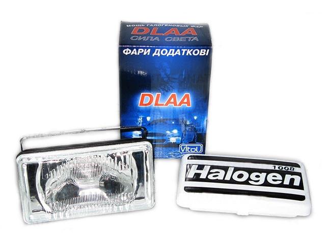 Фары DLAA 1008 W крышка (пара)