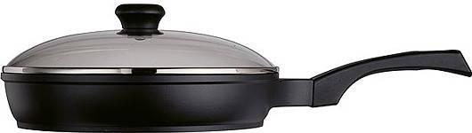Сковорода Vinzer Cast form Classic d=28 см. 89409, фото 2