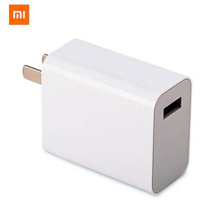 Универсальное сетевое зарядное устройство Xiaomi QC 4.0 Quick Charge 27W MDY-10-EH (Белое), фото 2