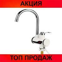 Проточный водонагреватель Deimanо с краном!Хит цена