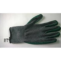 Перчатки рабочие RSG 2131 Eco Gloves серо-зелен. прорезиненные