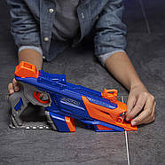 Бластер Nerf стріляє машинками Лонгшот Nerf Nitro LongShot Smash (еко упаковка), фото 3