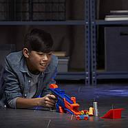Бластер Nerf стріляє машинками Лонгшот Nerf Nitro LongShot Smash (еко упаковка), фото 4