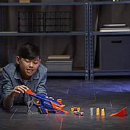 Бластер Nerf стреляющий машинками Лонгшот Nerf Nitro LongShot Smash (эко упаковка), фото 6