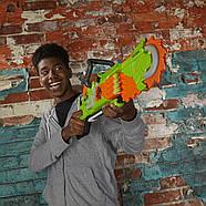 Бластер Nerf Зомби Страйк Бензопила  Zombie Strike Brainsaw Blaster, фото 8