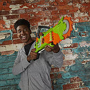 Бластер Nerf Зомби Страйк Бензопила Zombie Strike Brainsaw Blaster (Эко упаковка), фото 5