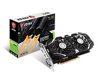 Видеокарты MSI GeForce GTX 1060 3GT OC 3 Gb