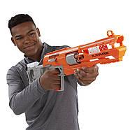 Бластер Нерф Элит Аккустрайк Альфахок (Эко Упаковка) Nerf N-Strike Elite AccuStrike Series AlphaHawk, фото 7