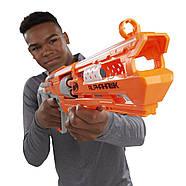 Бластер Нерф Элит Аккустрайк Альфахок (Эко Упаковка) Nerf N-Strike Elite AccuStrike Series AlphaHawk, фото 8