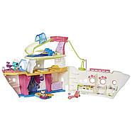 Игровой набор Littlest Pet Shop Круизный корабль  LPS Cruise Ship Оригинал от Hasbro, фото 3