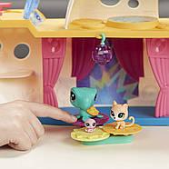 Игровой набор Littlest Pet Shop Круизный корабль  LPS Cruise Ship Оригинал от Hasbro, фото 4