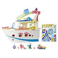 Игровой набор Littlest Pet Shop Круизный корабль  LPS Cruise Ship Оригинал от Hasbro, фото 6