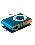 Плеєр MP3 + навушники +USB+упаковка, фото 2