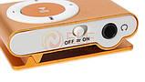 Плеєр MP3 + навушники +USB+упаковка, фото 3