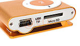 Плеєр MP3 + навушники +USB+упаковка, фото 5