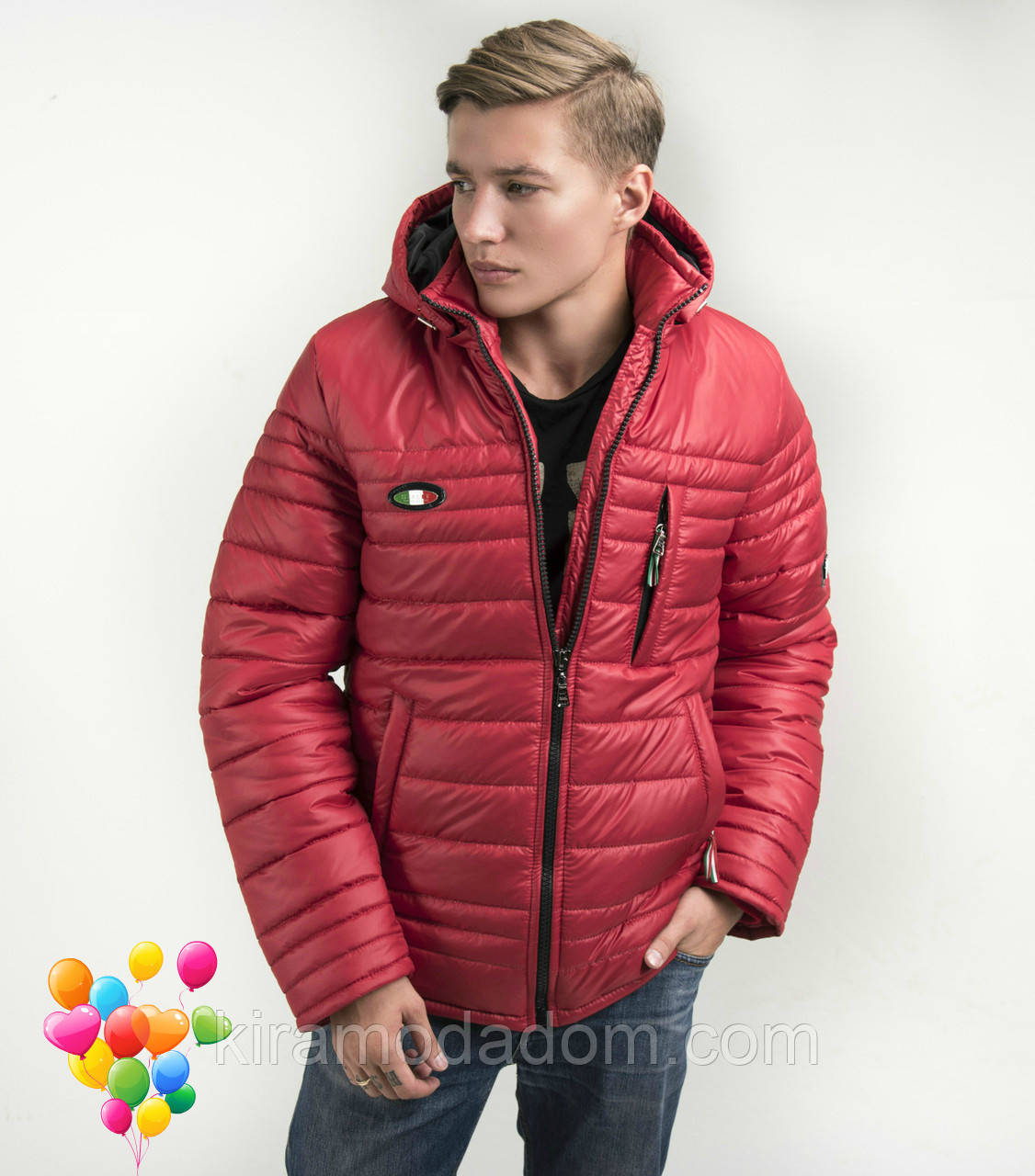 79ca88f0808f Мужские зимние куртки и пуховики молодежные - Модный дом одежды Кира в  Харькове