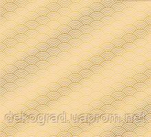 Бумага для скрапбукинга с фольгированием «Мечтай», 30.5 × 30.5 см,