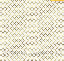 Бумага для скрапбукинга с фольгированием «Восток», 30.5 × 30.5 см,