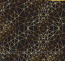 Бумага для скрапбукинга с фольгированием «Иллюзия», 30.5 × 30.5 см,