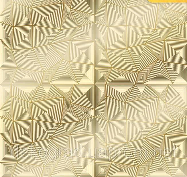 Бумага для скрапбукинга с фольгированием «Узор», 30.5 × 30.5 см,