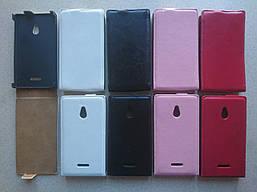 Чехол флип для Nokia XL Dual Sim
