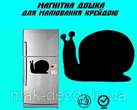 Магнитная доска на холодильник   Улитка L (20х30м)