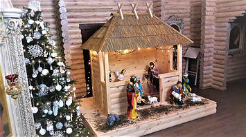 Рождественский вертеп, шопка