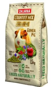 Корм для морских свинок Country mix EXCLUSIVE, 500 г