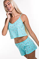 Пижама 21950 (голубой)