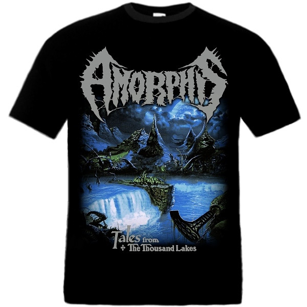 Футболка Amorphis - Tales From The Thousand Lakes