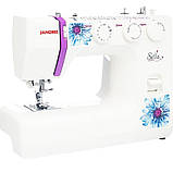 Швейна машина Janome Sella, фото 7
