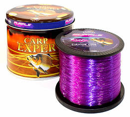 Леска фидерная Carp Expert UV Purple 1000 м 0.3 мм 12.5 кг