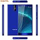 Смартфон синий с большим дисплеем и двойной камерой на 2 сим карты OUKITEL K3 Pro blue 4/64, фото 3
