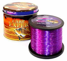 Леска фидерная Carp Expert UV Purple 1000 м 0.35 мм 14.9 кг