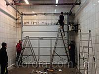 Сервисное обслуживание секционных ворот, фото 3