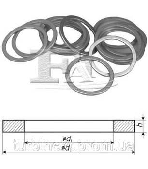 Кольцо металлическое BMW  FISCHER 464.310