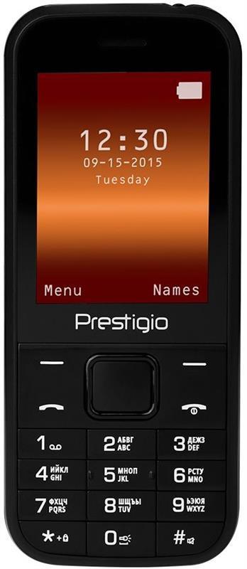 Prestigio Wize G1 1243 Dual Sim Black (PFP1243DUOBLACK)