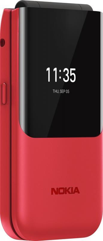 Nokia 2720 Flip Dual Sim Red