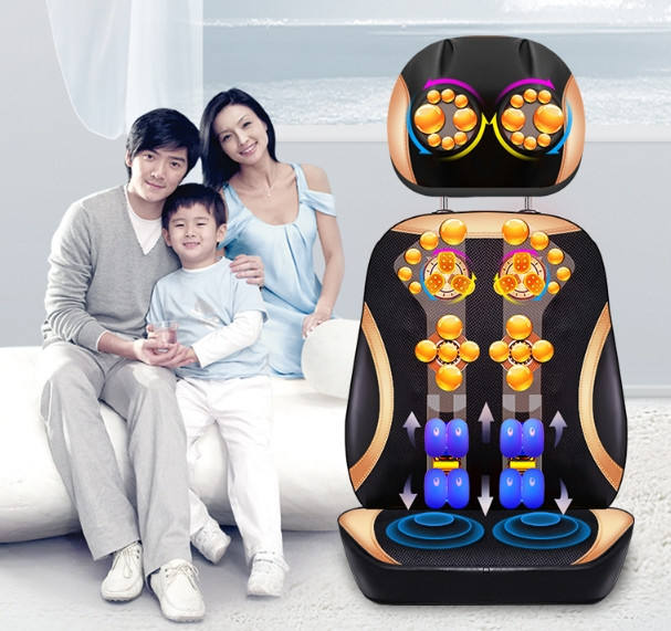 Вибрационное массажное кресло для тела JC-5 JinKaiRui массажер