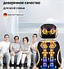 Вибрационное массажное кресло для тела JC-5 JinKaiRui массажер, фото 10