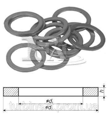 Кольцо металлическое RENAULT FISCHER FS 269.150