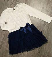 Детское платье для девочки размер 92,104 (на 2, 4 года) Турция